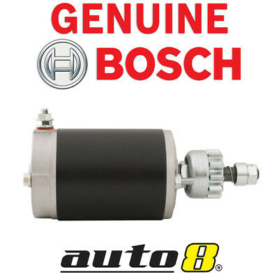 Bosch Starter Motor suits Evinrude E25TE 25HP Outboard Motor 1980 - 1998