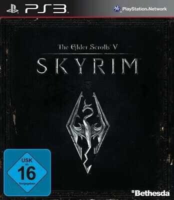 PS3 / Sony Playstation 3 Spiel - The Elder Scrolls V: Skyrim (DEUTSCH) (mit OVP)