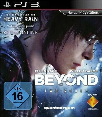 PS3 / Sony Playstation 3 Spiel - Beyond Two Souls (DEUTSCH) (mit OVP)