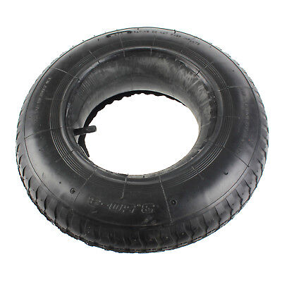 Wheelbarrow Wheel Rubber Inner Tube and Barrow Tyre 3.50-8 Innertube To 35 PSi