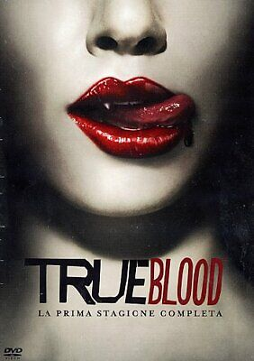 True Blood - Stagione 1 [5 Dvd] WARNER HOME VIDEO