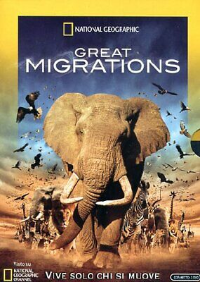 Great Migrations (3 Dvd) DISCOVERY/CINEHOLLYWOOD