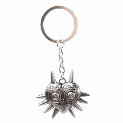 Official Legend of Zelda Majoras Mask Metal Keyring keychain