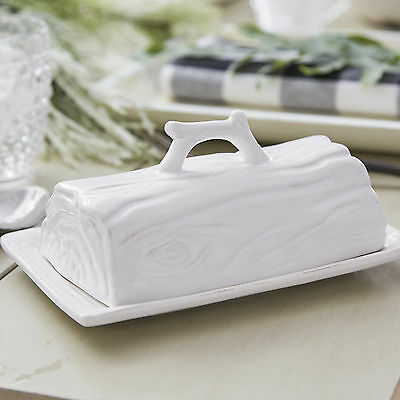 Design Guild Bettina Butter Dish with Lid