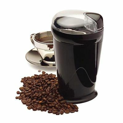 Multi Purpose 150W Electric Coffee Bean, Spice and Nut Grinder 7-10 Cups - NEW