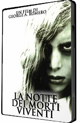 La Notte Dei Morti Viventi (1968) DVD PASSWORLD