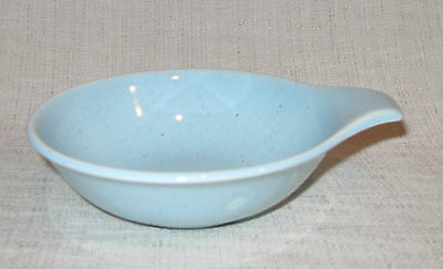 Steubenville Russel Wright Glacier Blue Lug Fruit or Dessert Bowl