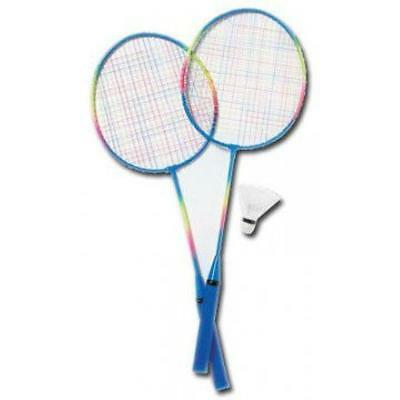 Badminton Set With Shuttlecock 2 Player In Net Bag