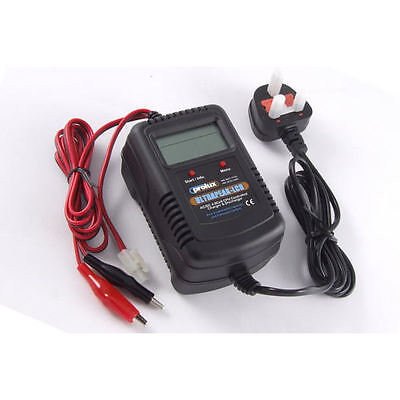 Prolux Ultrapeak Lcd AC/DC 4-8 Cell Charger/Discharger - PX3672