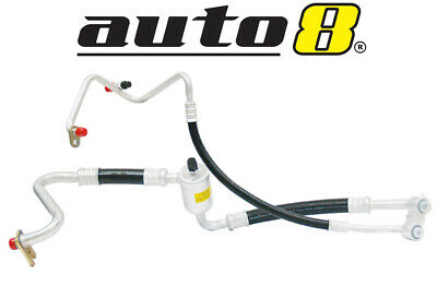 Air Conditioner AC Hose Assembly Suits Holden Commodore VY V6 3.8L 2002 - 2004
