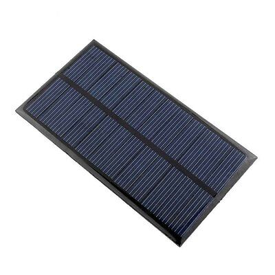 Solar Panel 0.12//0.65/1/3.5/2/3/1.5/4.2W DIY Light Battery Phone Charger