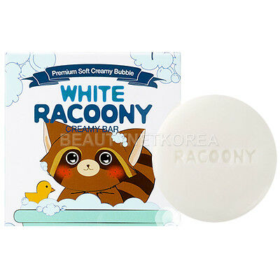 [SECRET KEY] White Racoony Creamy Bar / Korea cosmetic