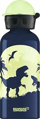 Sigg - Glow Moon Dinos - 0.4L - Brand NEW Drink Bottle - FREE UK Delivery