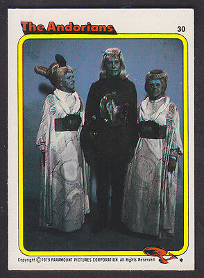 Topps - Star Trek - The Motion Picture 1980 - # 30 The Andorians