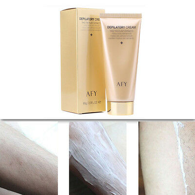 Safety Pro Permanent Hair Remove Removal Smooth Body Skin Care Depilatory Cream