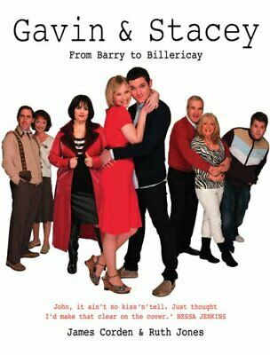 Gavin and Stacey: From Barry to Billericay, Ruth Jones Hardback Book The Cheap