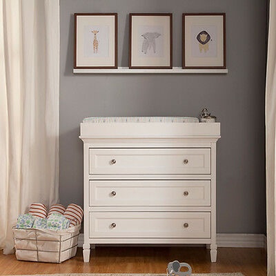 DaVinci Perse 3-drawer Changer Dresser with Removable Changing Tray