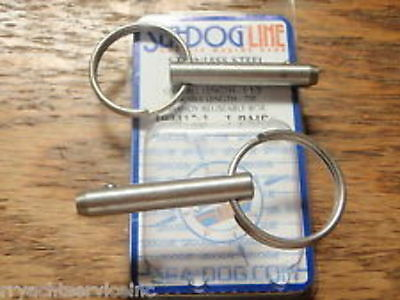 Sea-Dog Line Stainless Release Pin 1/4 IN X 1 1/2 IN 193415-1 LC