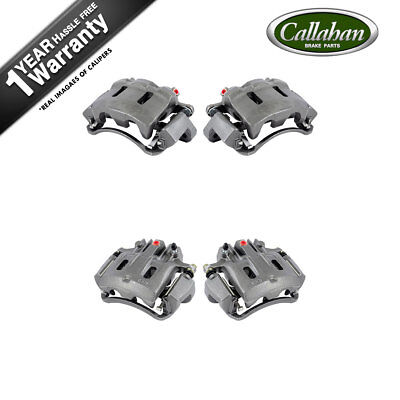 Front and Rear OE Brake Calipers 2000 2001 2002 2003 2004 EXCURSION F250 F350