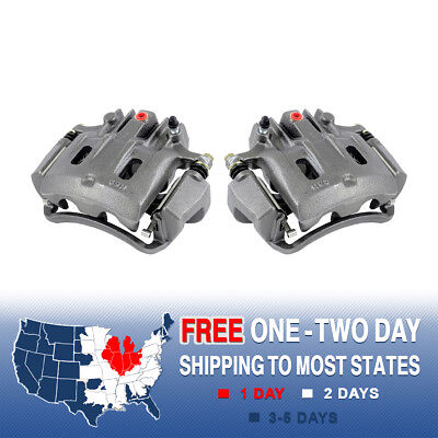 Rear OE Brake Calipers Pair 2000 2001 2002 2003 2004 FORD EXCURSION F250 F350