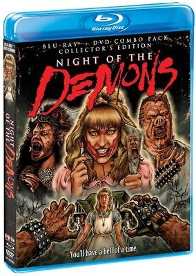 Night of the Demons [New Blu-ray] With DVD, Collector's Ed