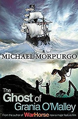 The Ghost of Grania O'Malley by Michael Morpurgo (Paperback) New Book