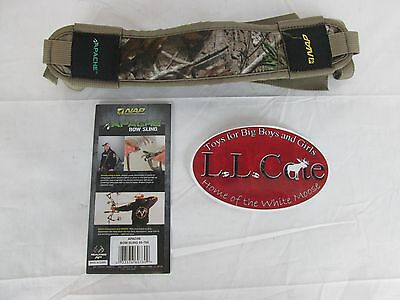 NAP Apache Bow Sling Compound Bow Realtree AP Camo
