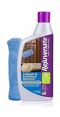 Rejuvenate Cabinet & Furniture Restorer Fills in Scratches - Seals and Protec...