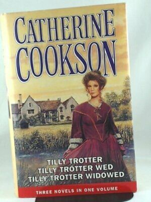 Tilly Trotter by Cookson, Catherine Hardback Book The Cheap Fast Free Post