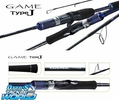 Shimano Game Type J 652 JDM Spin Rod BRAND NEW at Otto's Tackle World