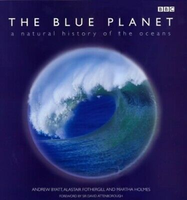 The Blue Planet by Holmes, Martha Hardback Book The Cheap Fast Free Post