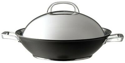 Circulon Infinite Hard Anodised Covered Stirfry Wok, 36 cm 80962