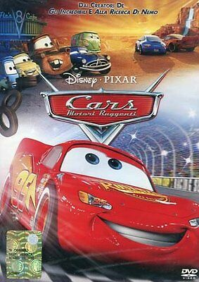 Cars (Disney Pixar) DVD PIXAR ANIMATION STUDIOS