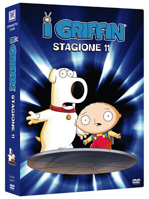 I Griffin - Stagione 11 (3 Dvd) 20TH CENTURY FOX