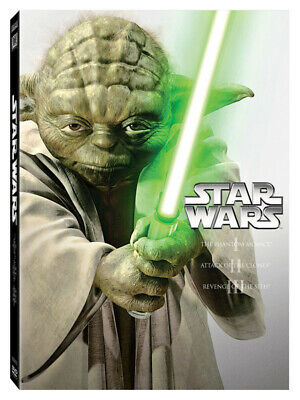 Star Wars Prequel Trilogy - Episodi 1-2-3 (3 Dvd) 20TH CENTURY FOX