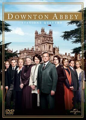 Downton Abbey - Stagione 4 (4 Dvd) UNIVERSAL PICTURES
