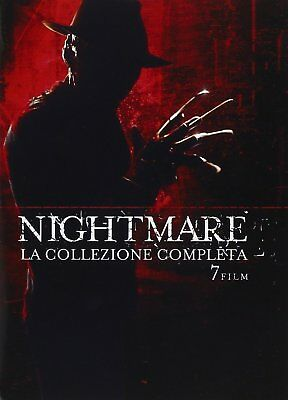 Nightmare - La Collezione Completa (7 Dvd) WARNER HOME VIDEO