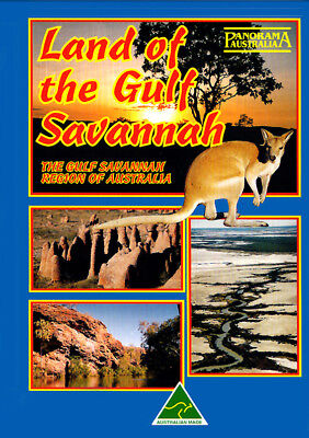 Independant Productions - Land of The Gulf Savannah (PAL) - Travel DVD