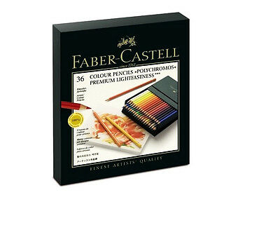 Buntstifte Faber-Castell POLYCHROMOS 36 COLOURS Coloured pencils 110038