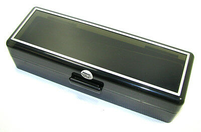 "Marine Boat Stereo Radio Case Cover Housing Black Plexi AM/FM 7.5"" x 2.5"" 13702"