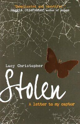 Stolen by Christopher, Lucy Paperback Book The Cheap Fast Free Post