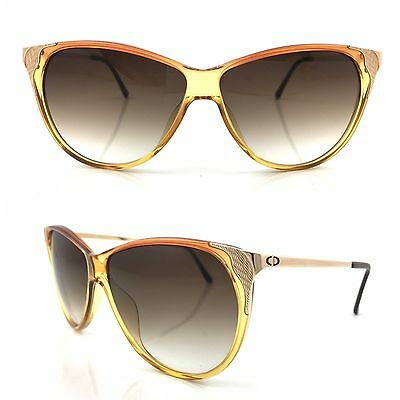 Occhiali Christian Dior 2190 Vintage Sunglasses New Old Stock 1980's