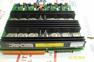 Infranor  Smve 2410 Smd+Os 10 Servo Power  Amplifier  60-250 Vdc