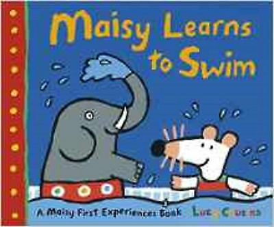 Maisy Learns to Swim by Lucy Cousins, Book, New (Paperback)