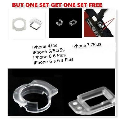 Proximity Sensor Front Face Camera Plastic Holder Clip Ring Bracket For iPhone