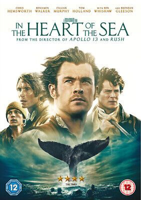 In the Heart of the Sea DVD (2016) Chris Hemsworth