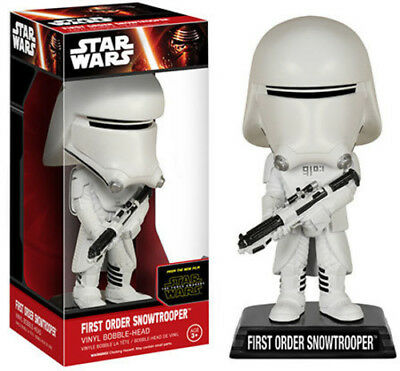 Funko Pop! Star Wars: First Order Snowtrooper [New Toy] Vinyl Figure