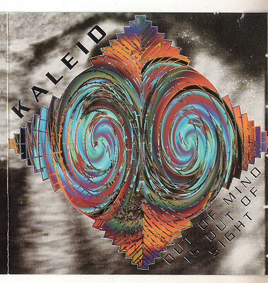 Kaleid Out Of Mind Is Out Of Sight Void Ware CD Electronic New Age
