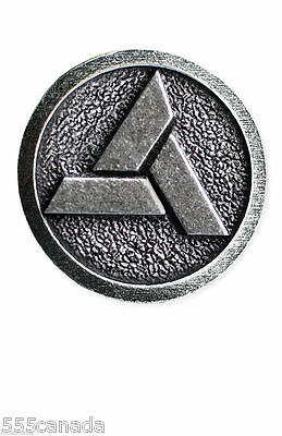 Assassins Creed Abstergo Industries Official Metal Pin - NEW - Syndicate Origins