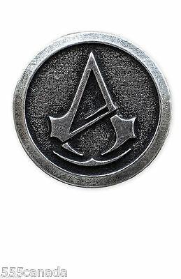 Assassins Creed Unity Official Metal Pin - BRAND NEW - Syndicate Origins
